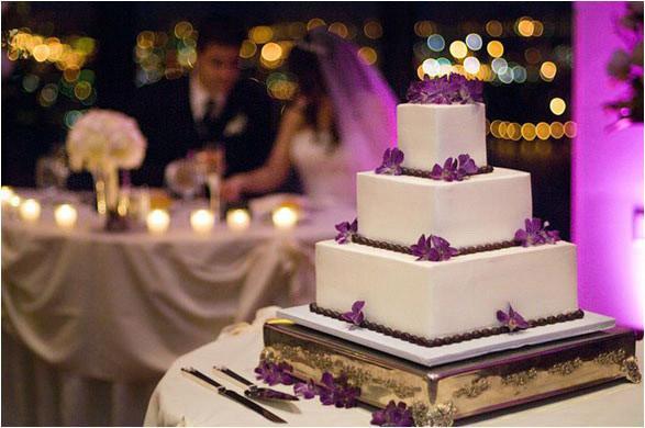Кольца свадебные торты свадебные